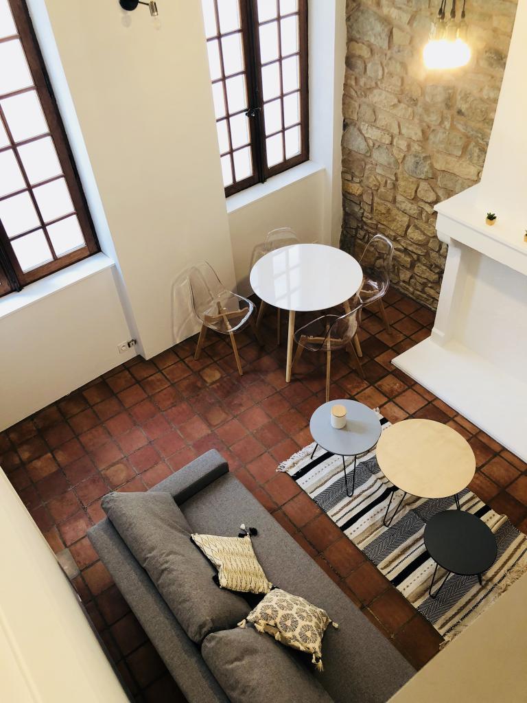 Location appartement entre particulier Lyon 04, appartement de 48m²