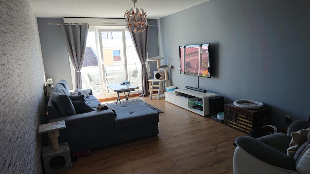 Location particulier, appartement, de 57m² à Metz