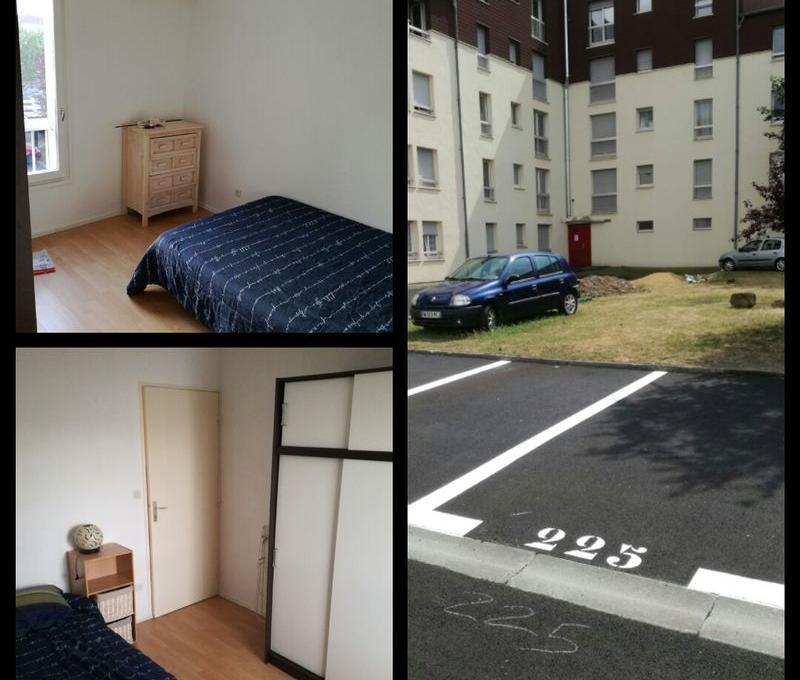 Location de particulier à particulier, appartement, de 43m² à Metz
