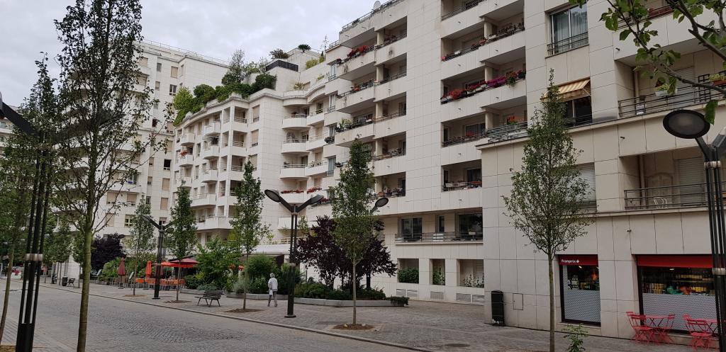 Appartement particulier à Levallois-Perret, %type de 20m²