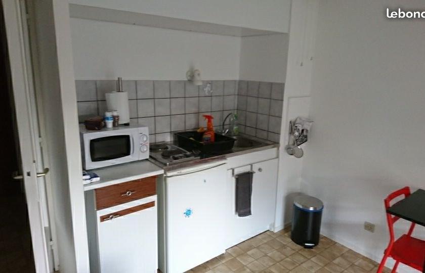 Location appartement entre particulier Metz, de 20m² pour ce studio