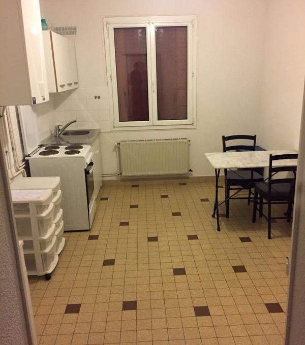 Entre particulier à Vichy, appartement, de 52m² à Vichy
