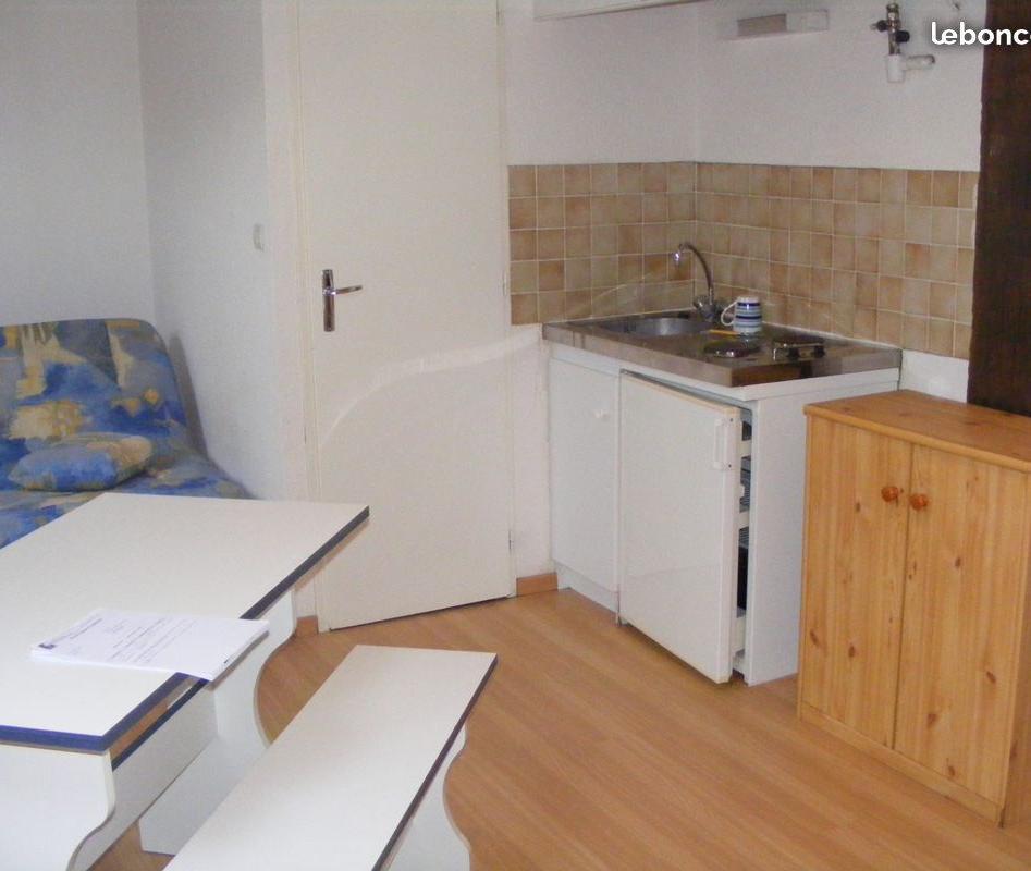 Location appartement entre particulier Le Magnoray, de 25m² pour ce studio