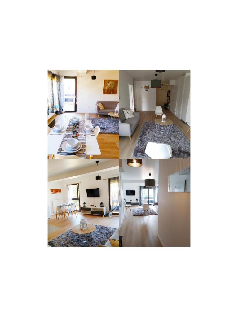 1 chambre disponible en colocation sur Pontoise