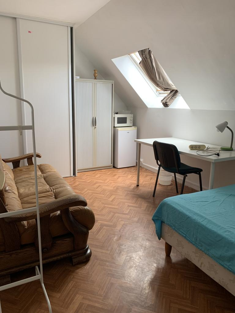 Location chambre Vaureal - Photo 1