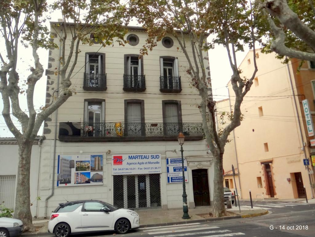 Location immobilière par particulier, Agde, type appartement, 73m²