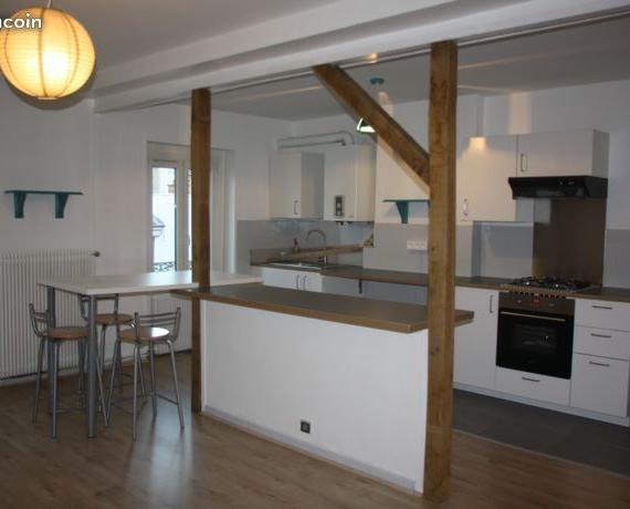 Location de particulier à particulier à Saint-Étienne, appartement appartement de 64m²
