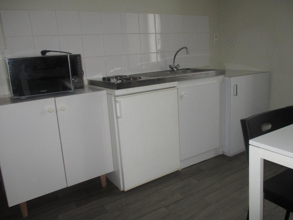 Location appartement entre particulier Limoges, de 25m² pour ce studio