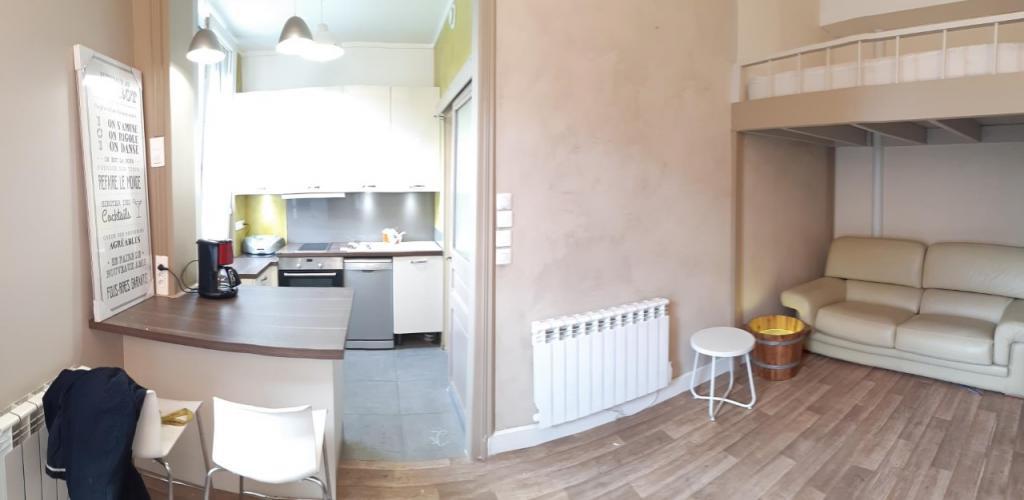De particulier à particulier, studio à Le Bourget, 23m²