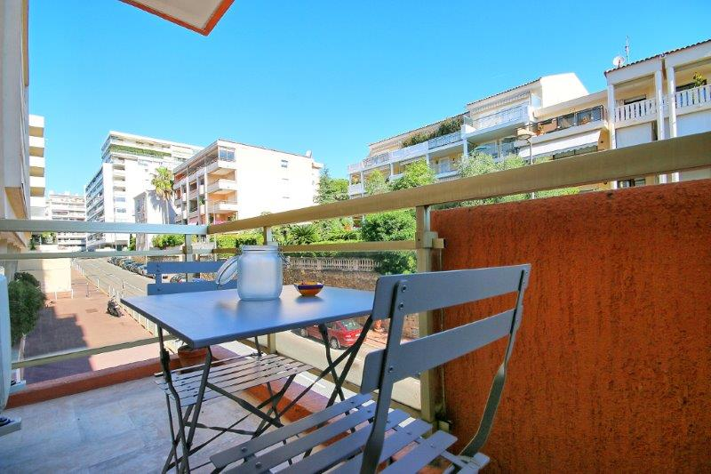 Location immobilière par particulier, Cannes, type studio, 23m²