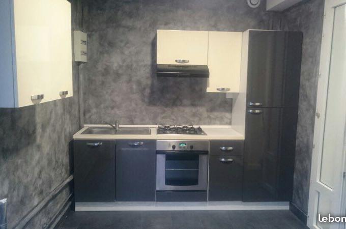 Location appartement par particulier, appartement, de 48m² à Remaucourt