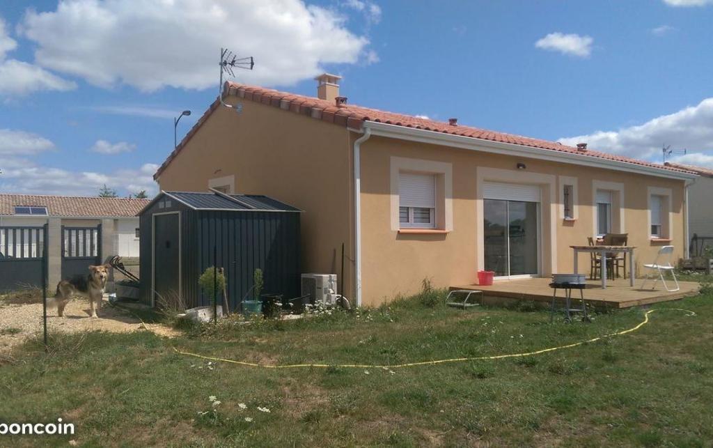 Location appartement par particulier, maison, de 100m² à Montauban