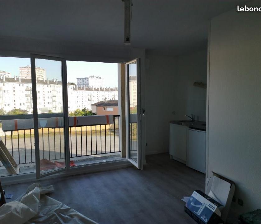 Location de particulier à particulier à Rennes, appartement studio de 21m²