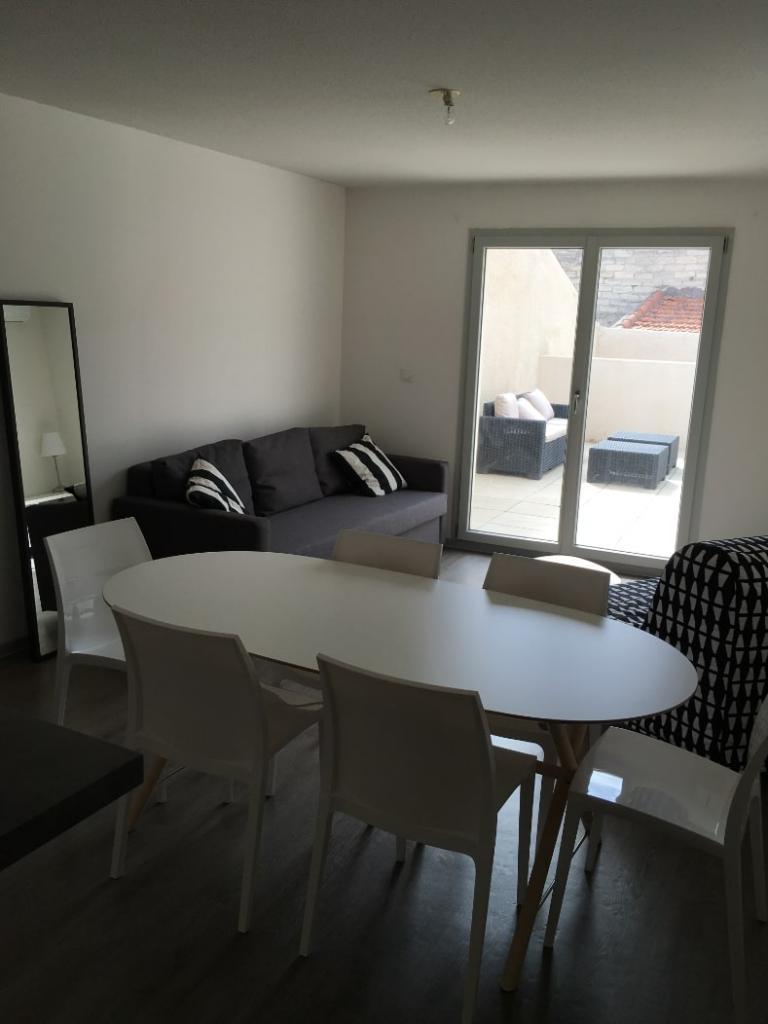 Location de particulier à particulier à Vic-la-Gardiole, appartement appartement de 45m²