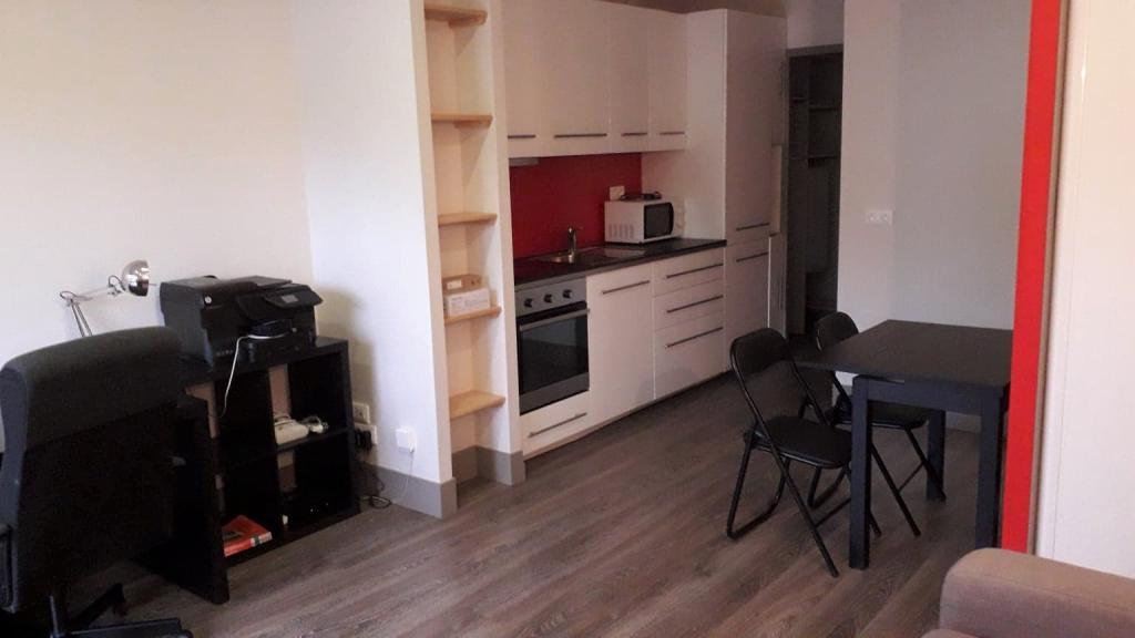Location particulier à particulier, studio à Oullins, 31m²