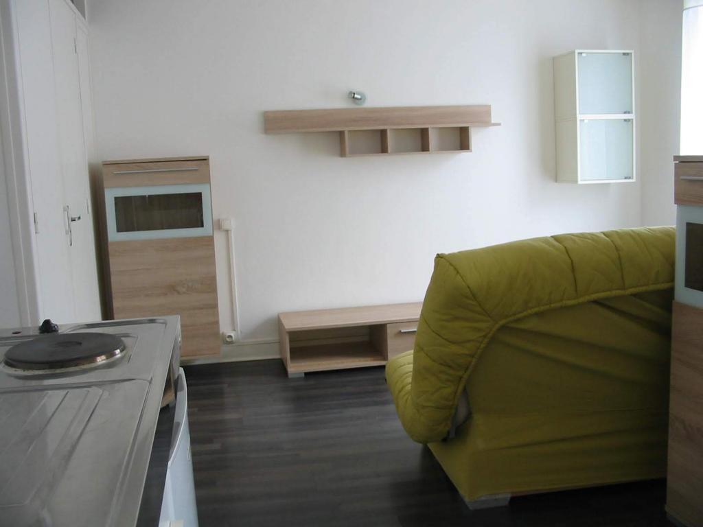 De particulier à particulier, appartement à Bourges, 23m²