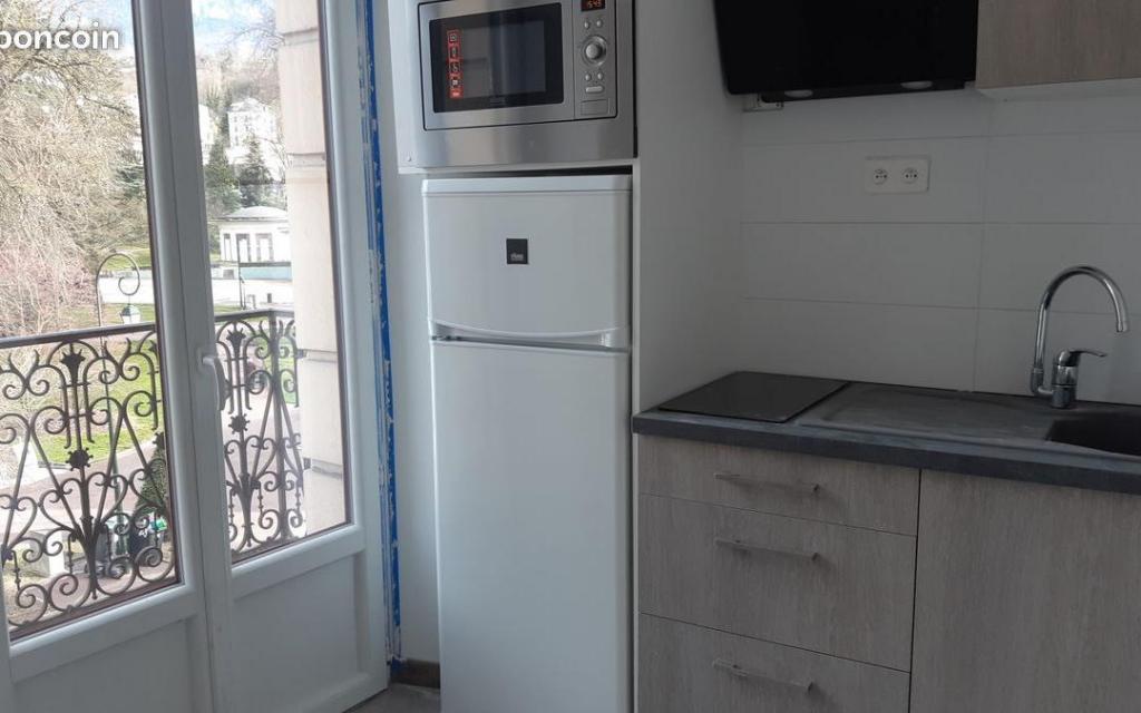 Location appartement par particulier, appartement, de 31m² à Aix-les-Bains