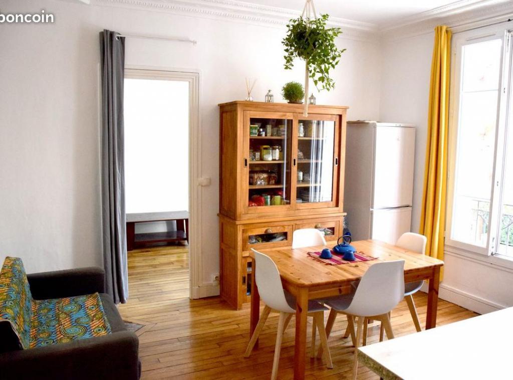 Particulier location, appartement, de 45m² à La Courneuve
