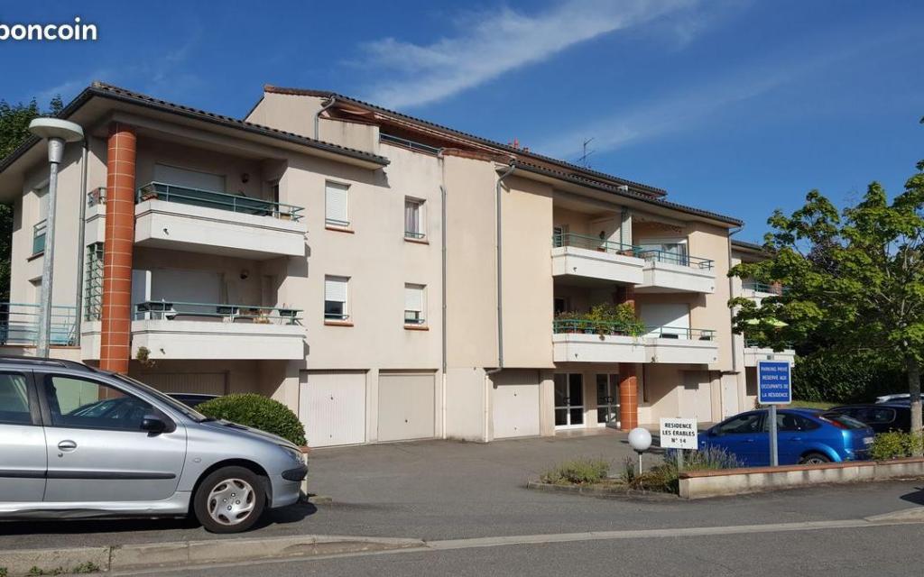 Location particulier, appartement, de 42m² à Saint-Jean