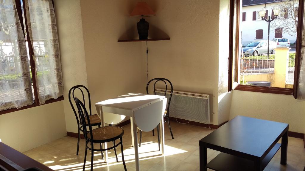 Location immobilière par particulier, Marnaz, type studio, 21m²