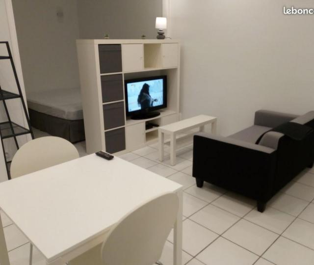 Location appartement T1 Dijon - Photo 2