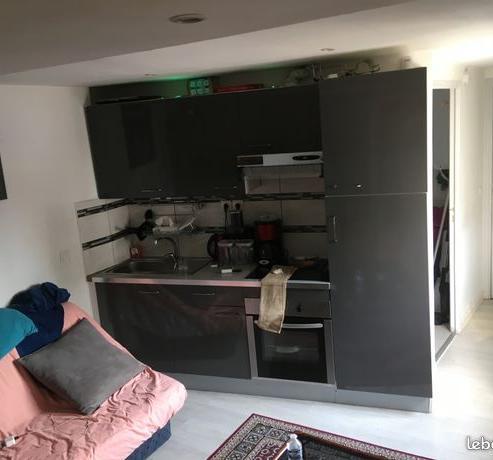 Location particulier à particulier, appartement, de 26m² à Lambersart
