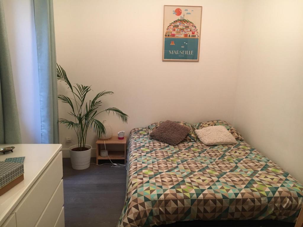 Location appartement par particulier, appartement, de 45m² à Marseille 02