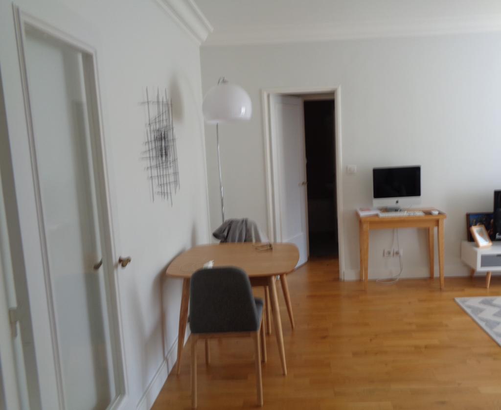Appartement particulier à Neuilly-sur-Seine, %type de 46m²