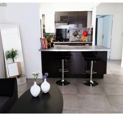 De particulier à particulier Cannes, appartement appartement de 45m²