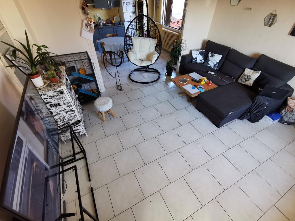 63m² pour ce joli appartement