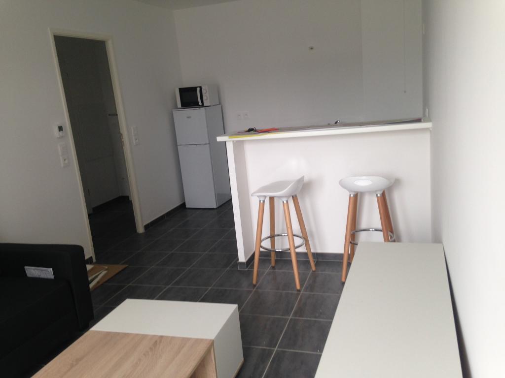 Location appartement entre particulier Nanteuil-lès-Meaux, appartement de 36m²