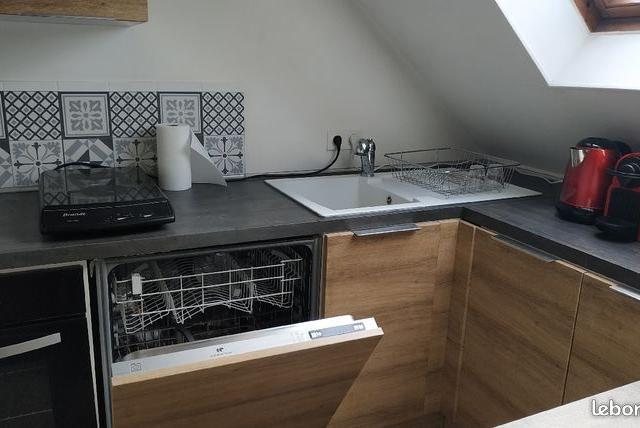 Appartement particulier à Vaux-le-Pénil, %type de 45m²