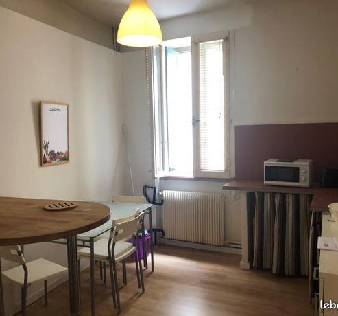 Appartement particulier à Carcassonne, %type de 34m²