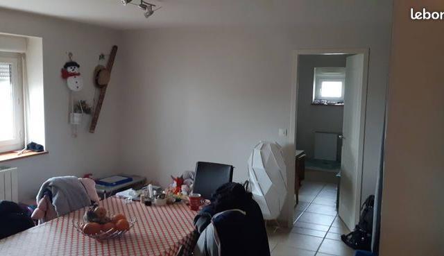 De particulier à particulier Serpaize, appartement maison de 78m²