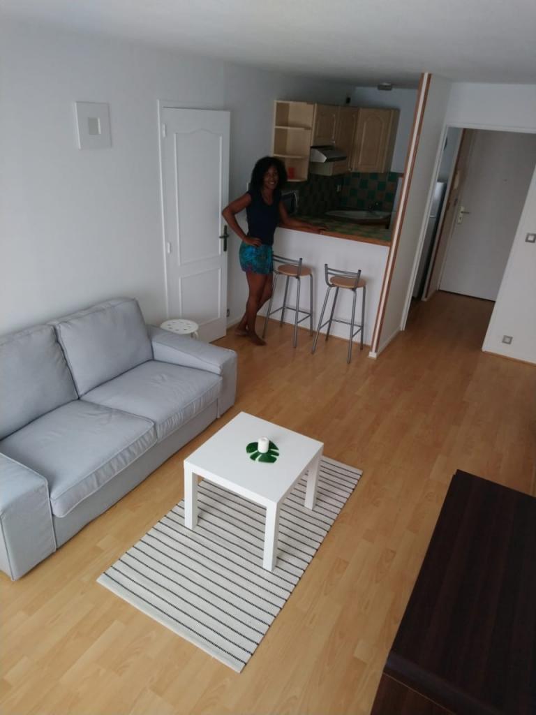 De particulier à particulier, appartement à Villeneuve-Saint-Georges, 35m²