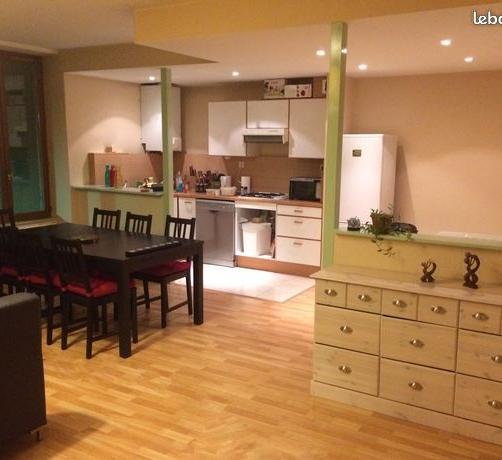 Location appartement par particulier, appartement, de 70m² à Serpaize