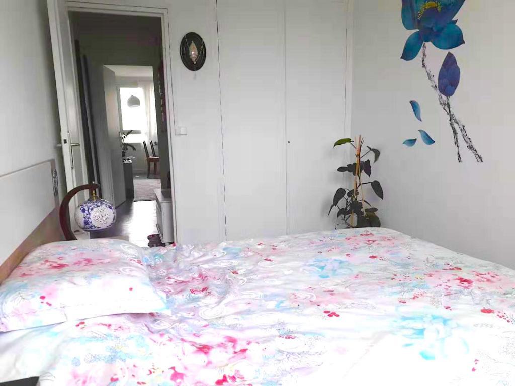 1 chambre disponible en colocation sur Levallois Perret