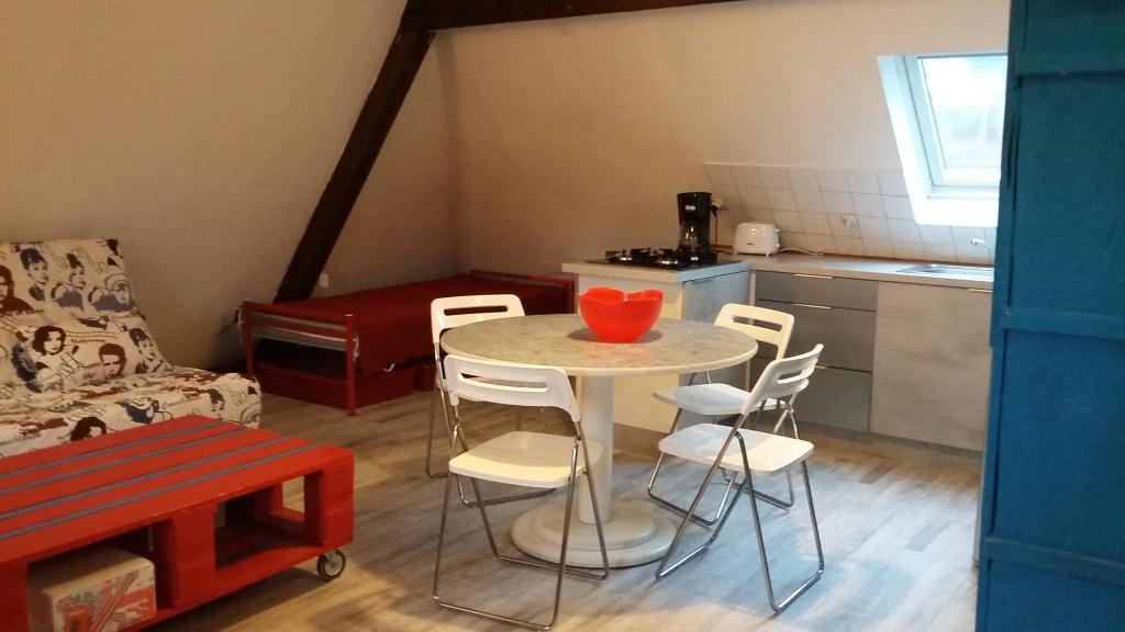 Location appartement entre particulier Westhalten, de 27m² pour ce studio