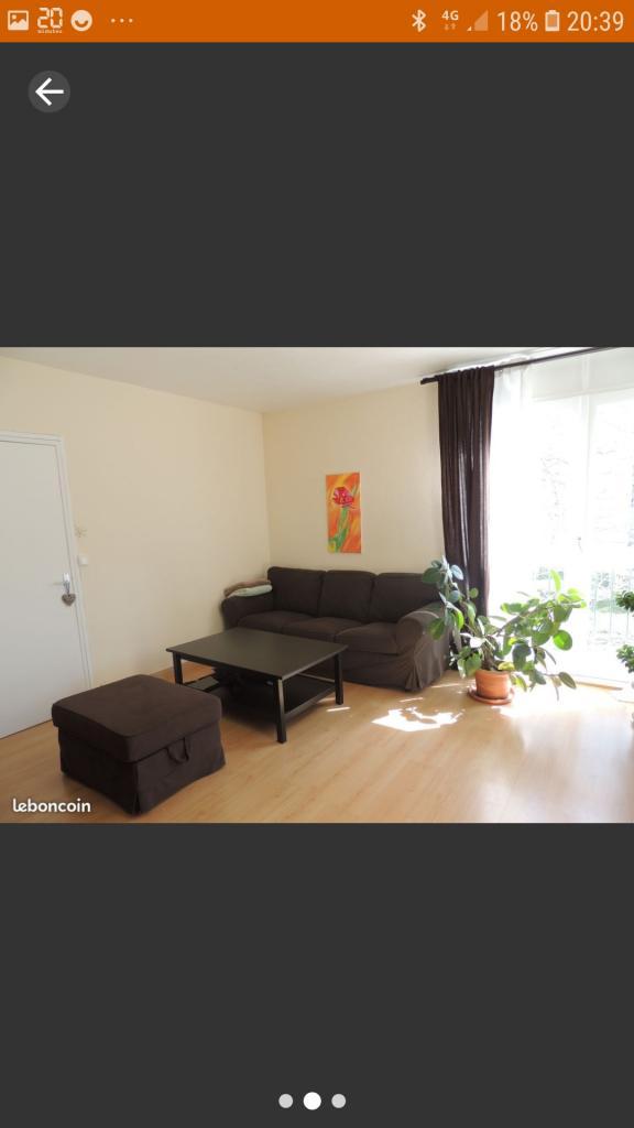 Particulier location, appartement, de 60m² à Avon