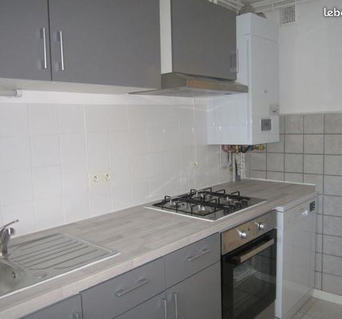 De particulier à particulier, appartement à Bourg-lès-Valence, 58m²
