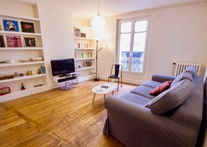2 chambres disponibles en colocation sur Paris 03