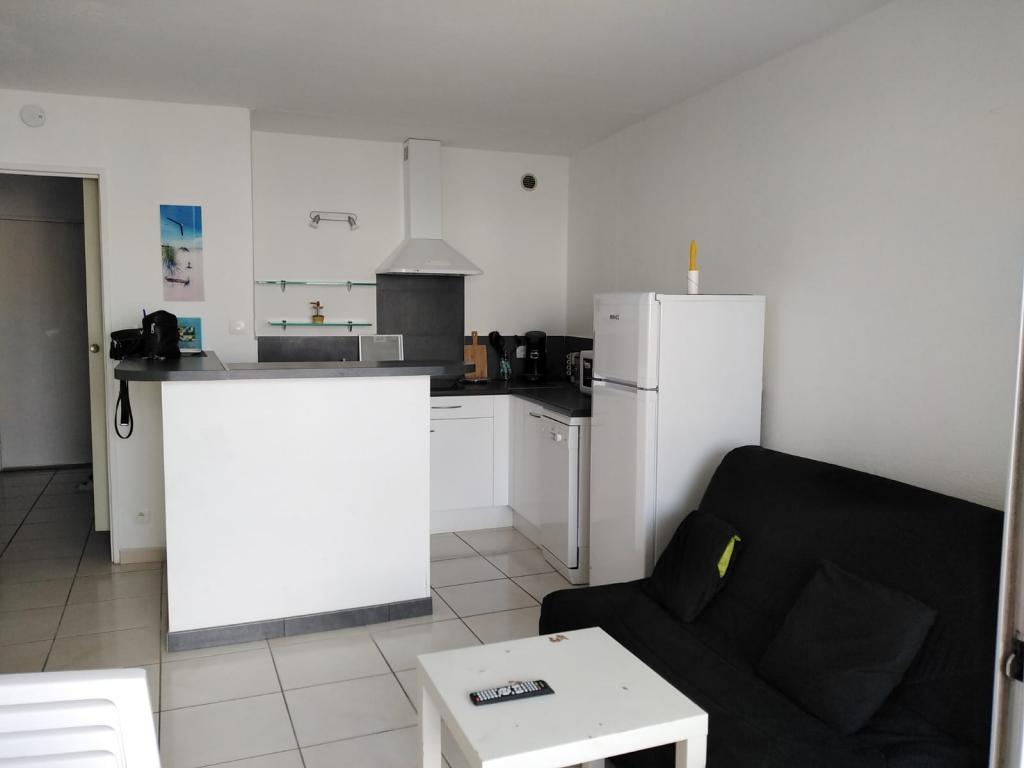 Appartement particulier à La Grande-Motte, %type de 28m²