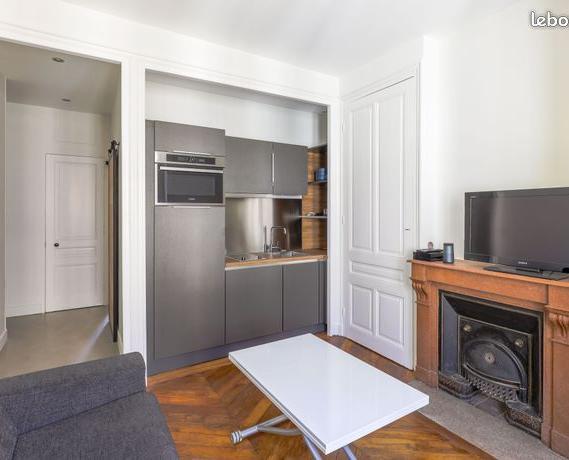 De particulier à particulier, appartement à Lyon 03, 32m²