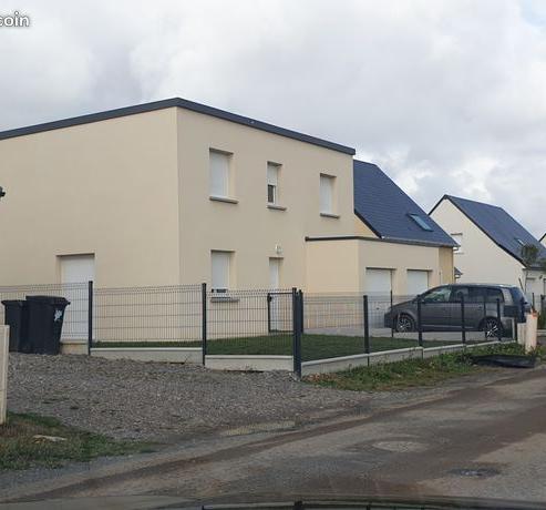 Appartement particulier à Fontaine-Étoupefour, %type de 124m²