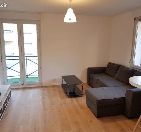 Appartement particulier à Chartres, %type de 35m²