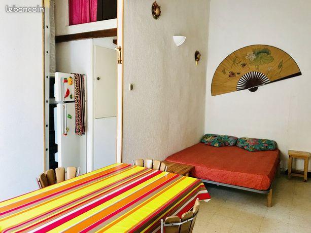 Location particulier à particulier, appartement à Sète, 30m²