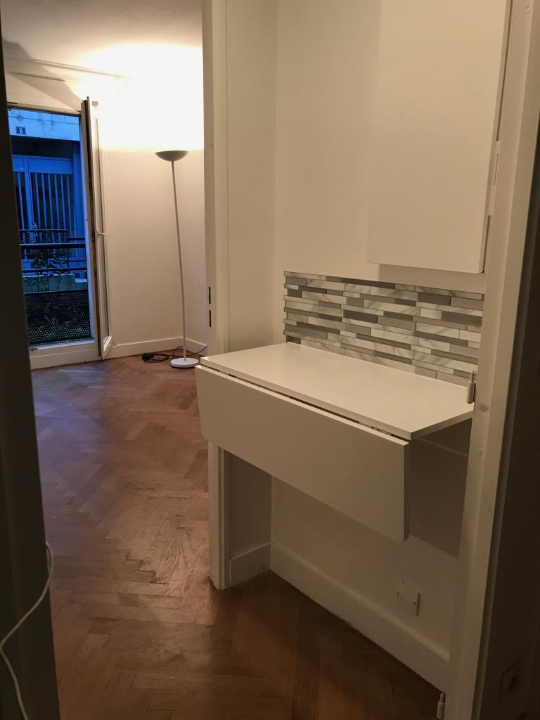 Location immobilière par particulier, Paris 12, type studio, 21m²