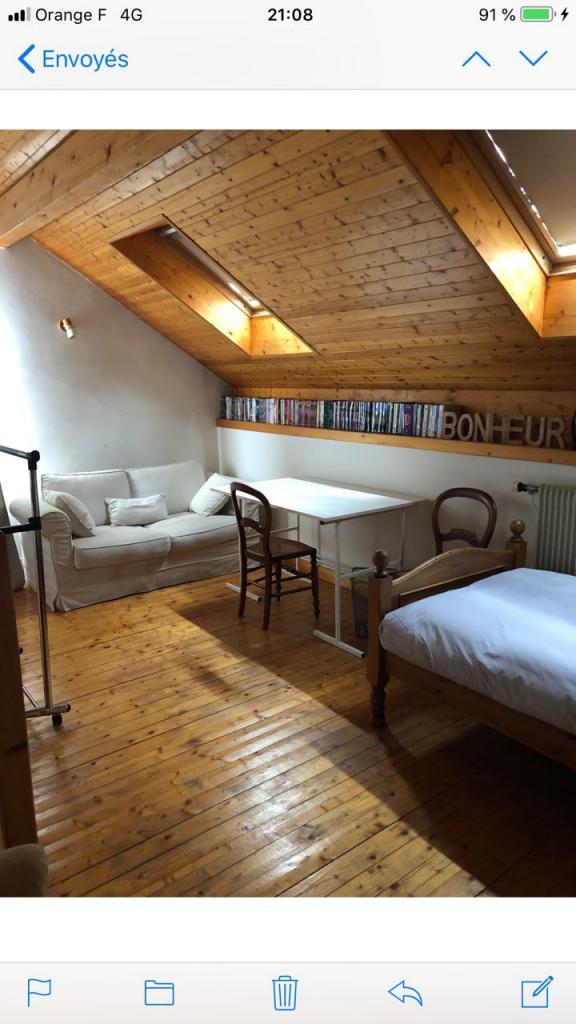 1 chambre disponible en colocation sur Annecy