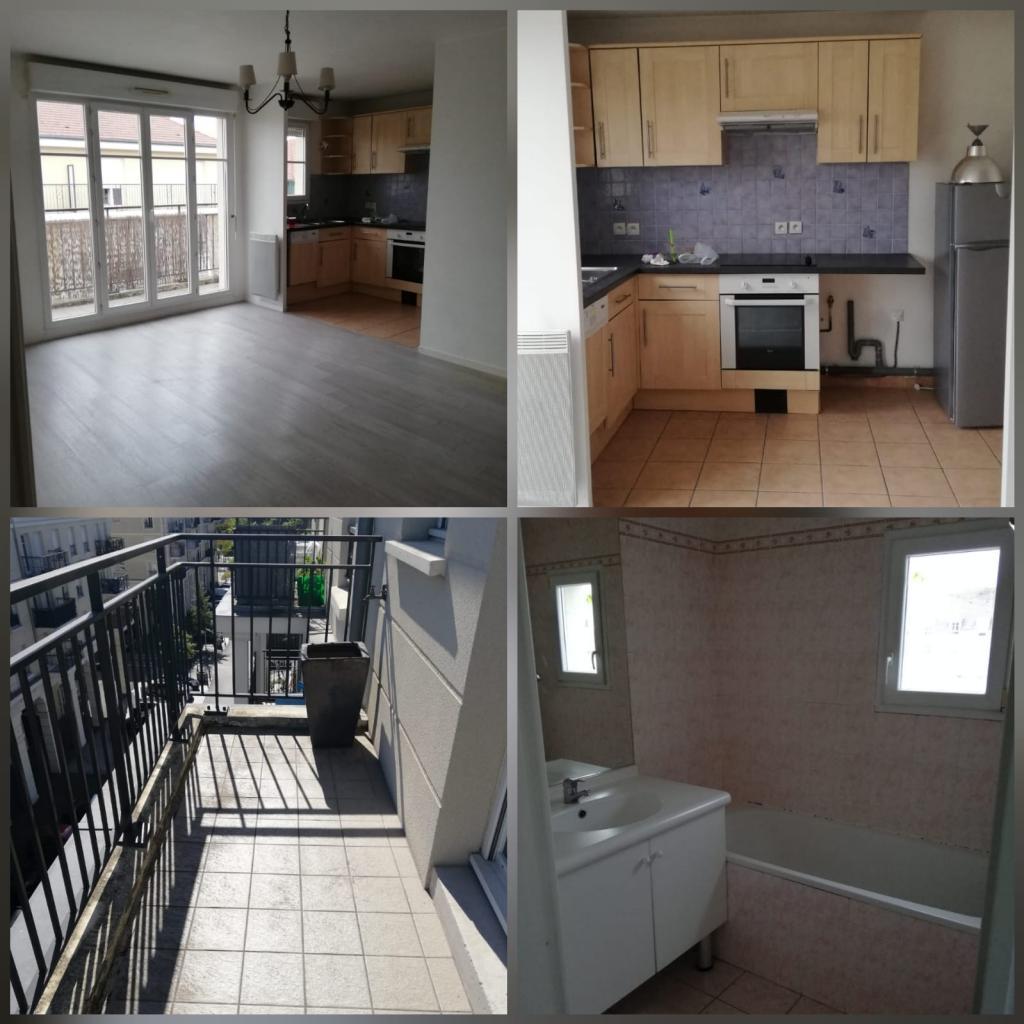 Location particulier, appartement, de 59m² à Conches-sur-Gondoire