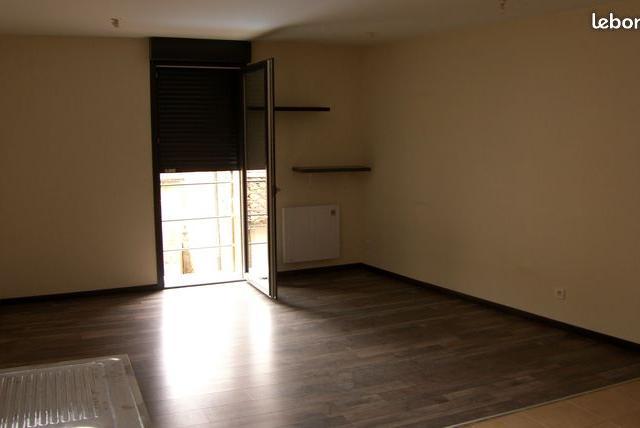 60m² pour ce joli appartement